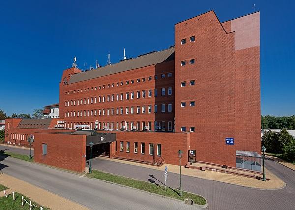 Budynke Krakowskiego Szpitala Specjalistycznego, Kraków