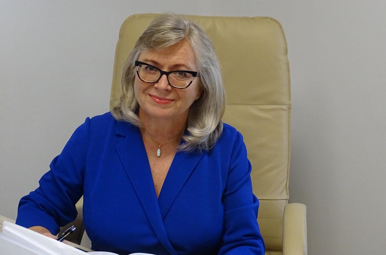 Prof. dr hab. n. med. Jadwiga Nessler - zdjęcie kolorowe
